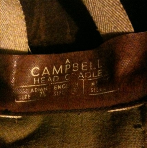 Campbell Head Cradle.