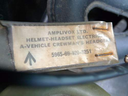 british tanker helmet ??