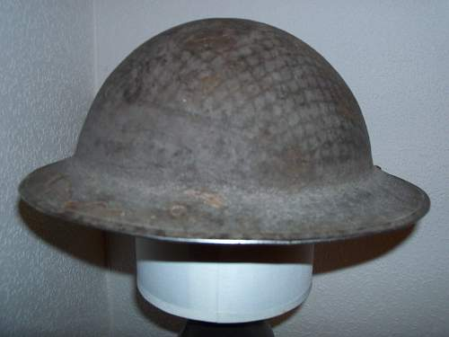 british helmet question
