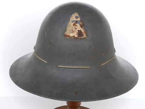 Civilian Protective Helmet