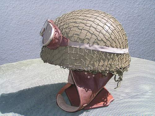 British Motorcycle Helmet