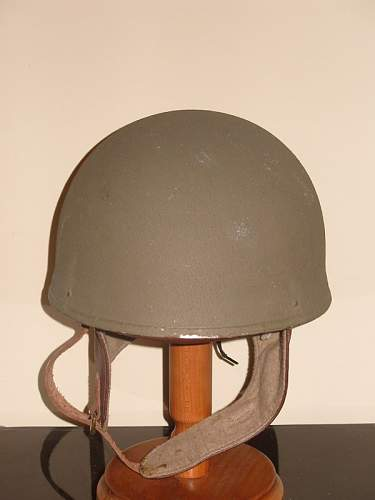 British Motorcycle Helmet