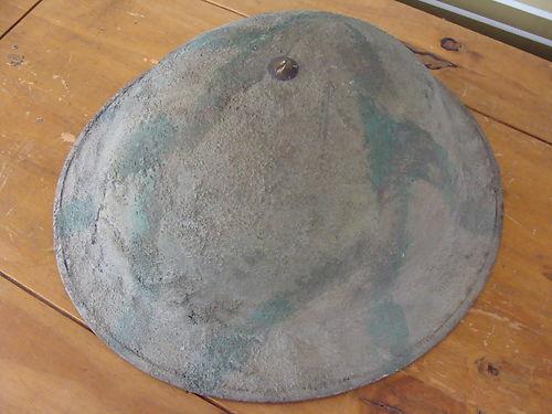 British Camo Helmet.