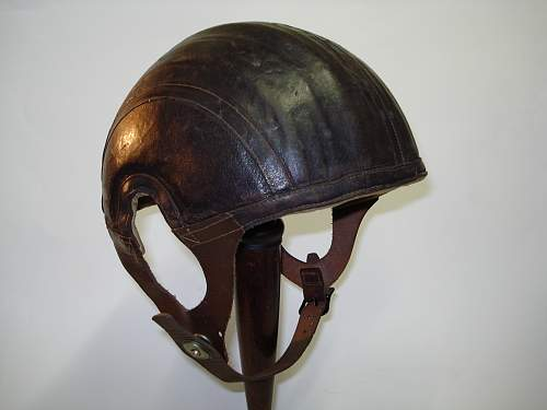 US AAF flak Helmets