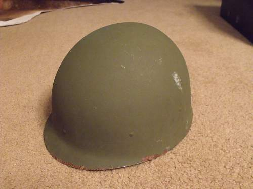 US M-1 Helmet...of all ages!