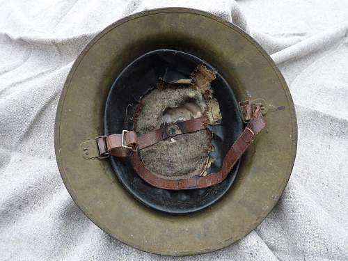 WW1 Brodie Helmet.