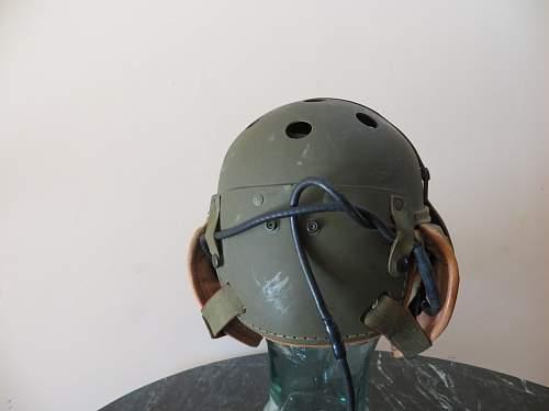 My new tanker helmet