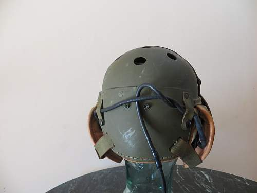 My new tanker helmet