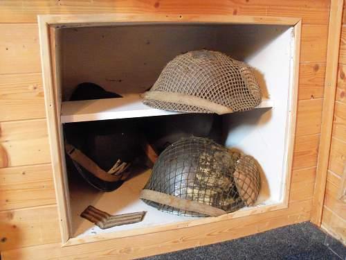 my british helmets