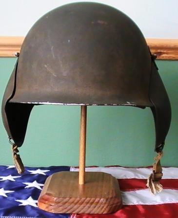 M3 aircrewmans flak helmet