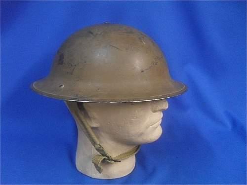 Information about brodie helmet