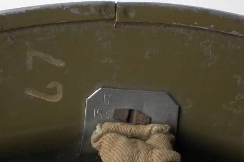 Help Identifying Brodie Helmet
