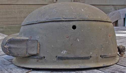 British Tanker Helmet impulse buy