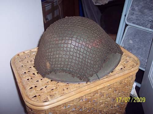 identity of helmet please