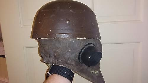 can anyone I D this helmet please