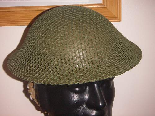 Click image for larger version.  Name:Green Australian helmet cover 1.jpg Views:2406 Size:289.5 KB ID:545366