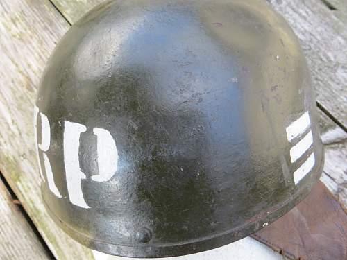 Motorcycle helmet?