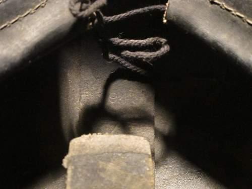 RAC MKII helmet with 1945 CCL Liner