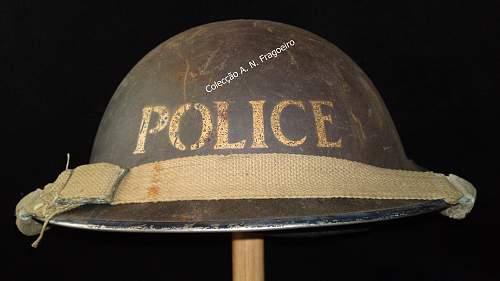British Police MKII