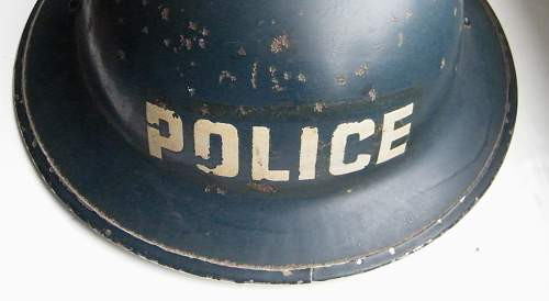 Police MKII 1939