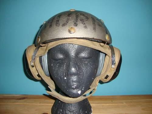Helmet, Flight Deck  Crewman's, Impact Resistant.
