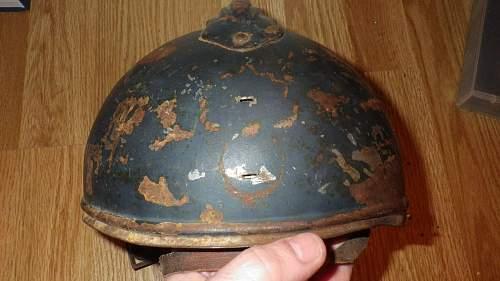 Unknown French Helmet