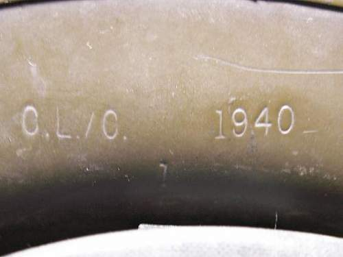 Canadian 1940 DATED MkII