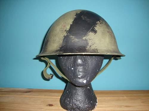 British Mark 4 helmet