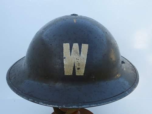 Early war Wardens Mk2