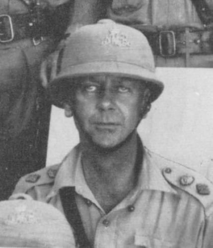 South African pith helmet