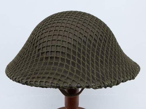 Mk2 No2.C Home Guard, with net