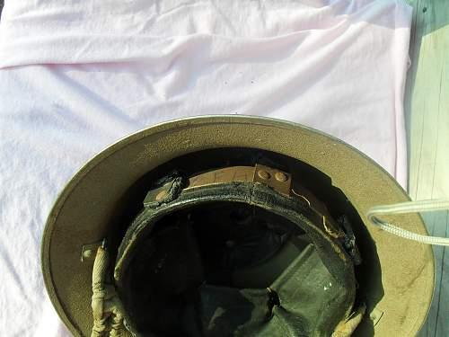 Air Force issue ?  Helmet