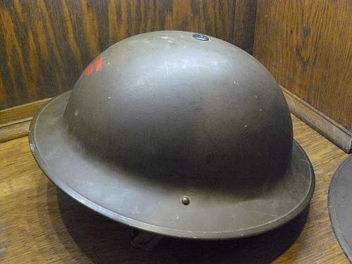 41 C.L./C. Mk II Canadian Army Fire services