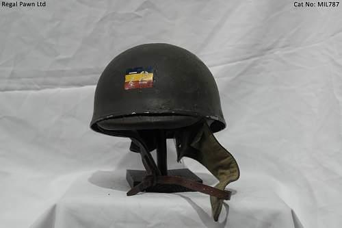 Despatch rider helmet