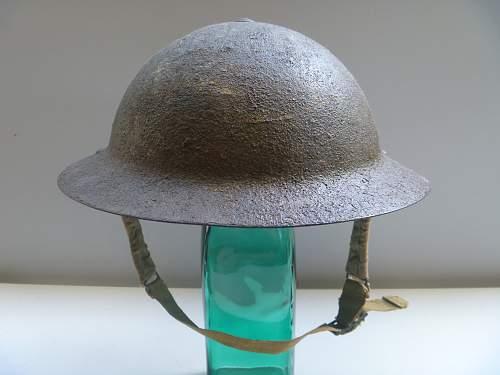 Australian MkII helmet for review