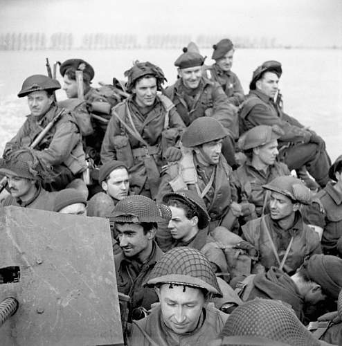 Were any mk2's used during the Normandy landings?