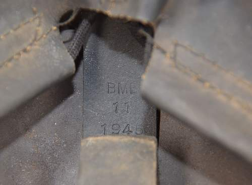 British Mk IV, dated 1945
