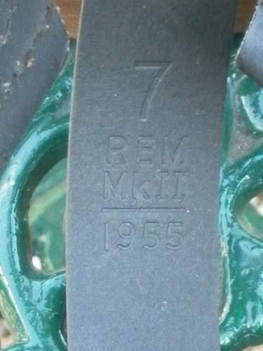 Refurbished Mk2's used post war.