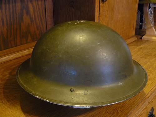 Canadian 1943 dated C.L./C. Mk II