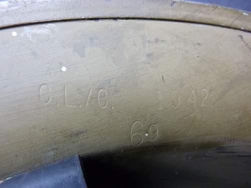 Commonwealth MkII Helmet & Liner Manufacturers