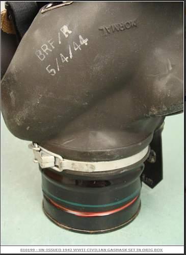 Home front Helmet and Gasmask!!!!!!