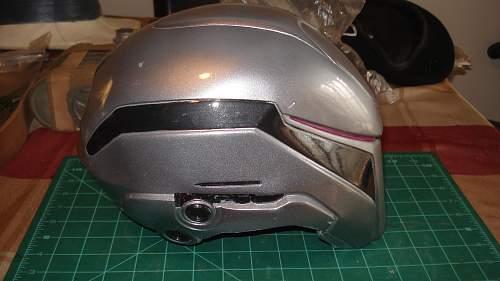 My first Wolseley Pattern Pith Helmet