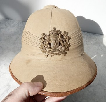 My first Wolseley Pattern Pith Helmet