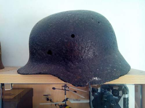 Help needed. Helmet identification