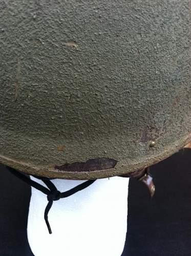 British Helmet BMB 1944 - Opinions?