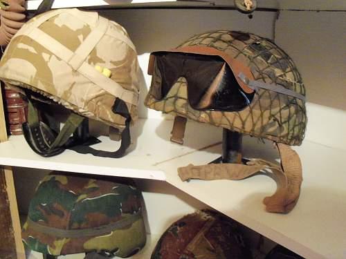 RAC helmet help
