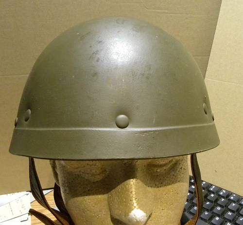 Need help with an ID on this helmet