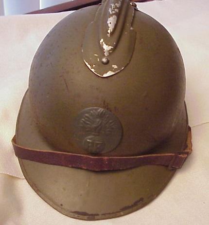 Is this a M26 or m36 Adrian helmet?