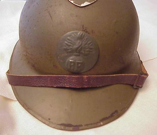 Is this a M26 or m36 Adrian helmet?