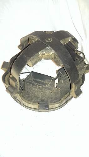 British MK IV Turtle Helmet